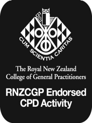 Royal New Zealand College of General Practitioners logo